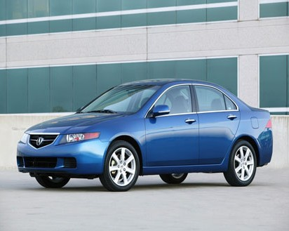 Honda to Recall Acura TSX Sedans Over Salt Damage to ECU