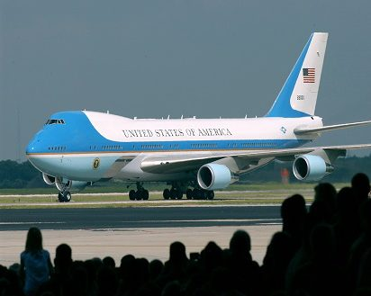 Program Aiming for Risk Reduction on Next Air Force One